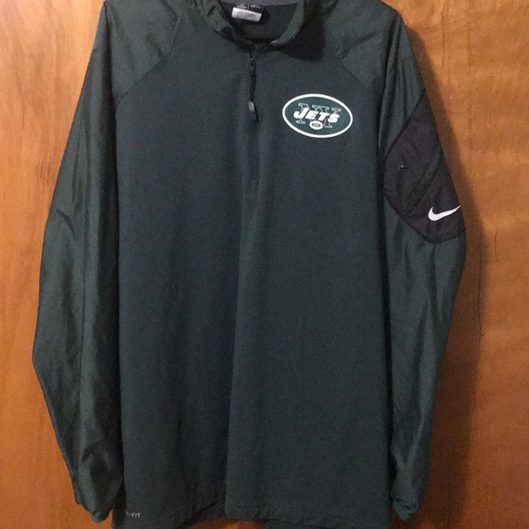 Nike Other - Men's Nike NFL New York Jets On field jacket